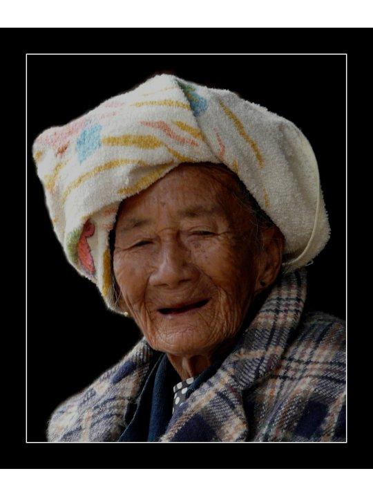 Concours photo &;portraits de personnes âgées&; - photographie d'icare