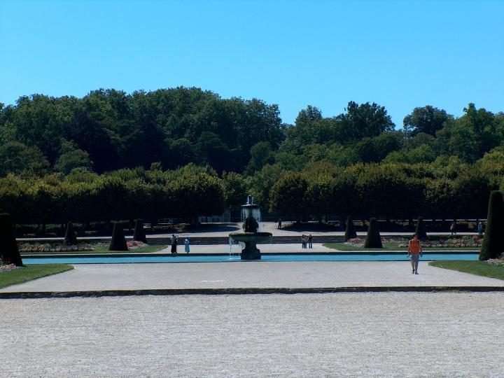 Photo de voyage fontainebleau france n 8 fontaine for Piscine fontainebleau
