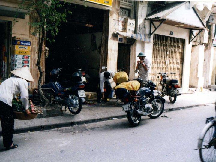 Photo de voyage sac dos au viet nam n 9 voil nos for Garage nissan le plus proche