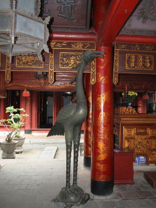 Photo de voyage au viet nam n 14 temple de la litt rature for Chambre de commerce francaise au vietnam