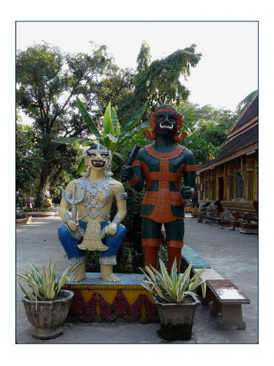 Photo de voyage organis au laos n 116 rencontre dans for Voyage organise jardins anglais