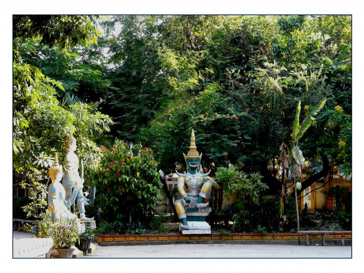 Photo de voyage organis au laos n 119 dans les jardins for Voyage organise jardins anglais