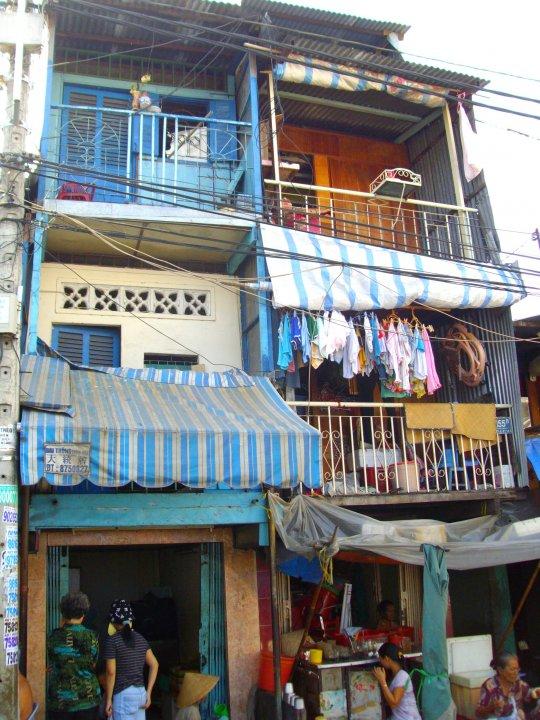 Photo de voyage sac dos au viet nam n 150 maisons for Chambre de commerce francaise au vietnam