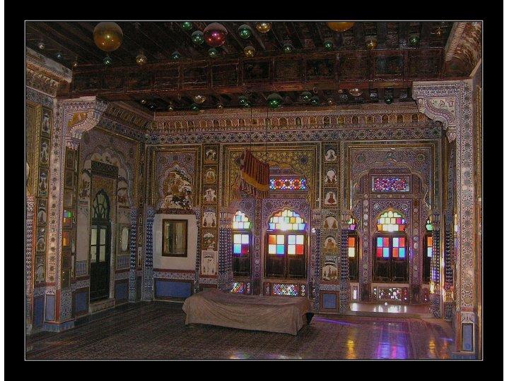 Photo de voyage organis en inde n 25 le takhat mahal for Fou plafond chambre a coucher