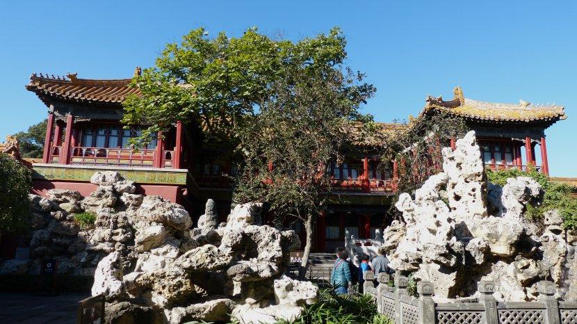 Photo de voyage organis en chine n 94 dans l 39 angle sud for Voyage organise jardins anglais